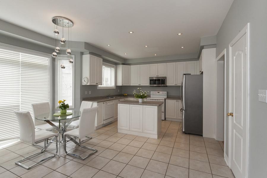 Kitchen Area at 2049 Woodgate Drive, Oakville