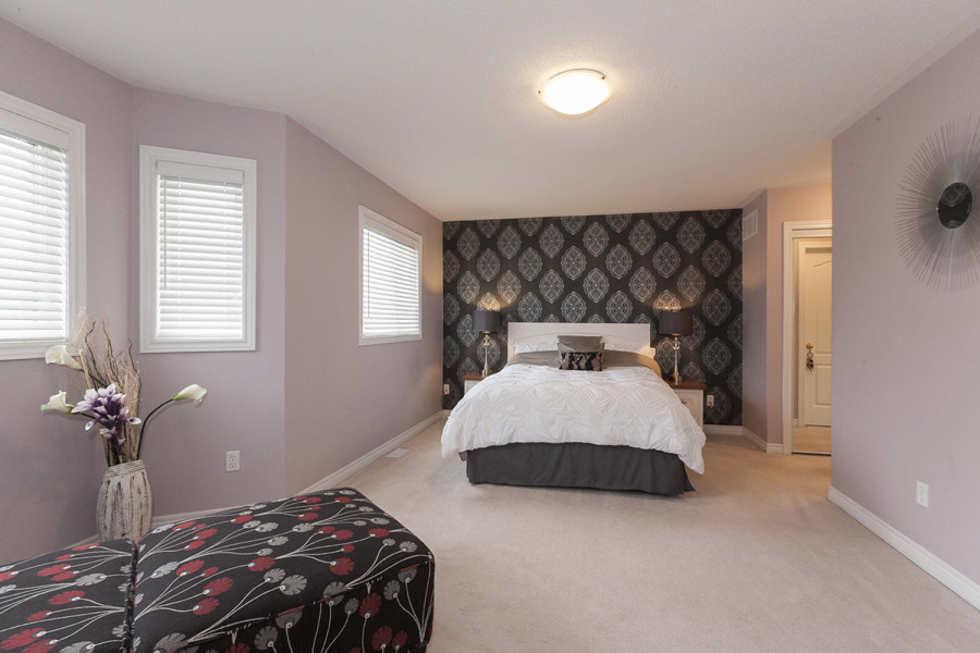 Huge Master Bedroom on 2nd floor