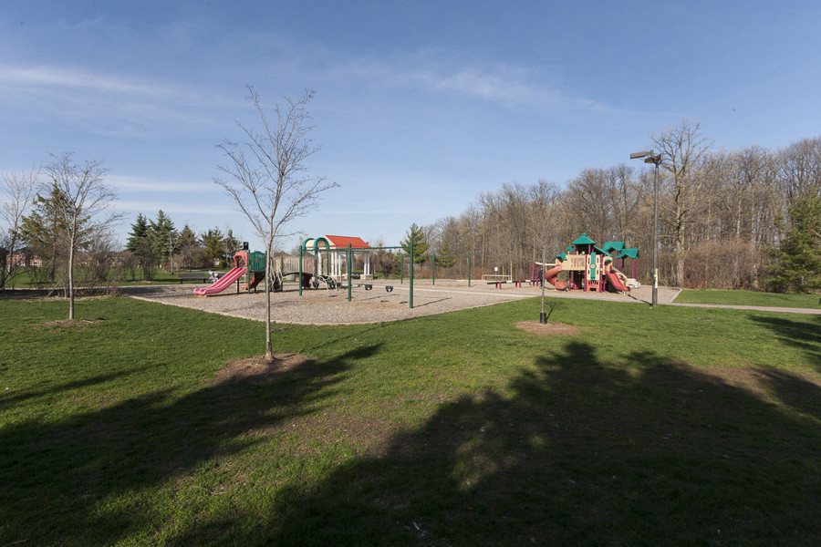 Nearby Park for children to play in
