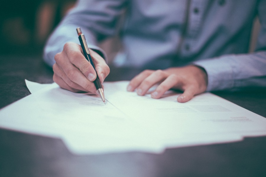 Make sure to get everything in writing. Avoid verbal contracts.